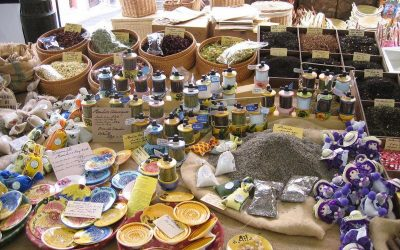 Antibes Provencal market